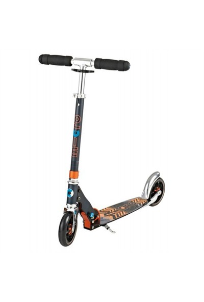 Micro Scooter Speed+Pattern Siyah SA0121