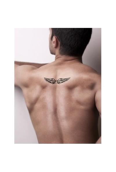 One Spray Tattoo Kanatlan! Kına Dövme Kalıbı