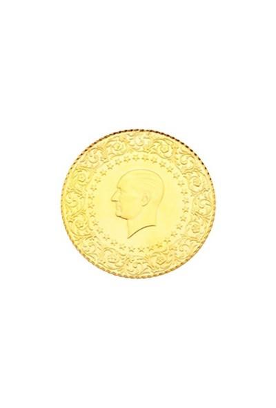 2,5 Altın (Gremse) Yeni Tarihli (Kulplu)