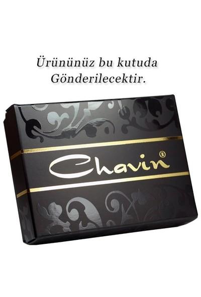 Chavin Parlak Çelik Yüzük Cd74