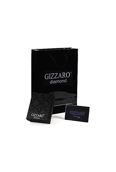 Gizzaro 0.10 Karat (H) Rengi Pırlanta Kalp Tektaş Gmz048