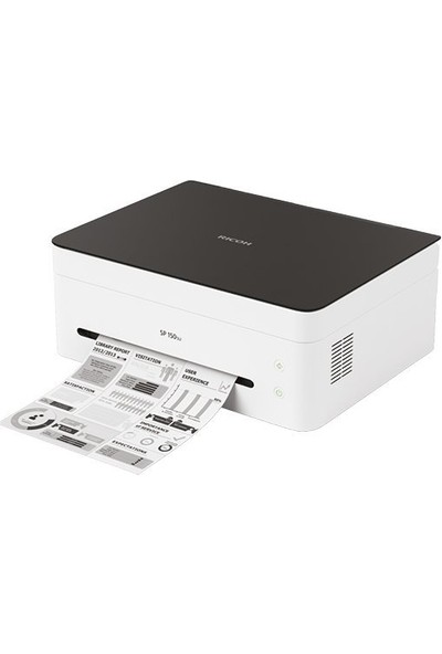 Ricoh Sp150Su Fotokopi + Tarayıcı Laser Yazıcı