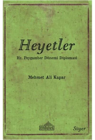 Heyetler:Hz. Peygamberin Dönemi Diplomasi