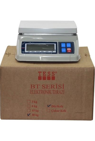 Tess Bt Seri 30 Kg Tartım Terazisi