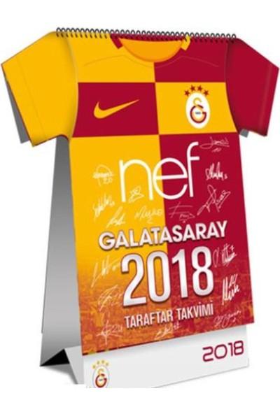 Galatasaray 2018 Forma Kesimli Taraftar Masa Takvimi