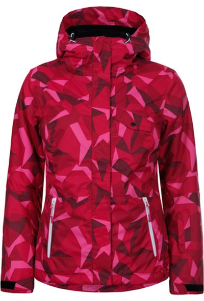 Icepeak Kırmızı Kadın Mont 53226-813-663