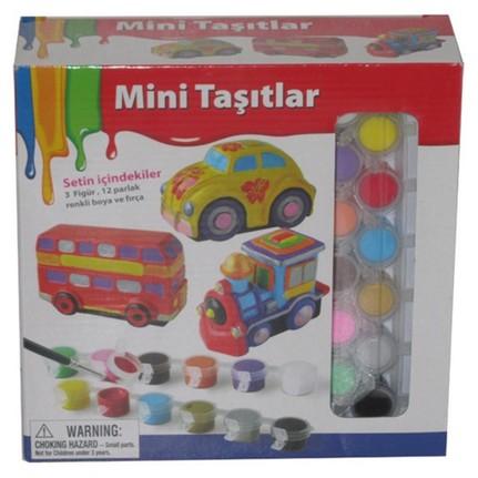 Vardem Mini Taşıtlar Boyama Oyunu Fiyatı Taksit Seçenekleri