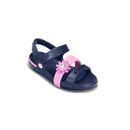 najlepsze ceny zamówienie online nowe style Crocs Keeley Petal Charm Çocuk Sandalet 14852-4L7