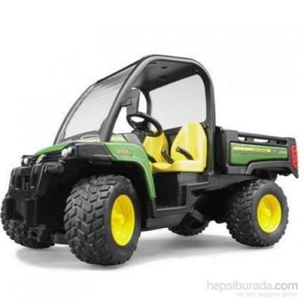 John Deere Gator >> Bruder John Deere Gator 855d 02491 Fiyati Taksit Secenekleri