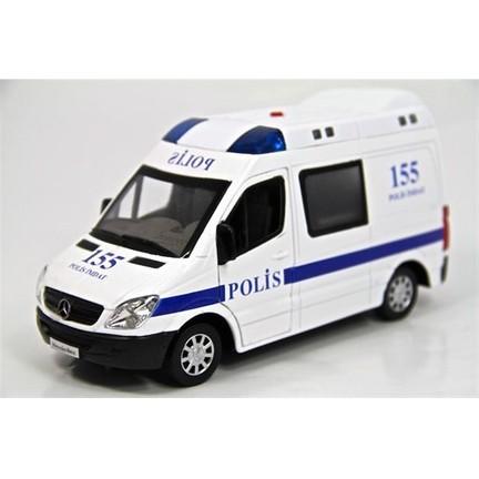 Mercedes Benz Sprinter >> Vardem 1 32 Isikli Sesli Metal Polis Arabasi Mercedes Benz Fiyati