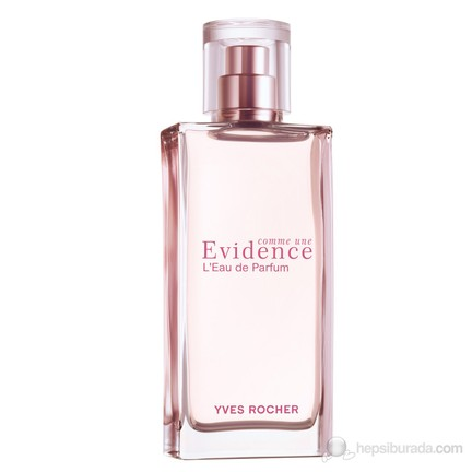 Yves Rocher Comme Une Evidence Edp 100 Ml Kadın Parfümü Fiyatı