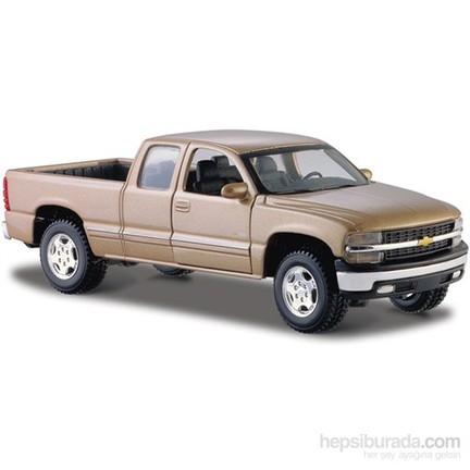 Chevrolet Truck Models >> Maisto Chevrolet Silverado Model Araba 1 24 S E Kahverengi Fiyati