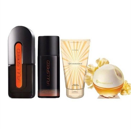 Avon Full Speed Erkek Parfüm Incandessence Bayan Parfüm Fiyatı
