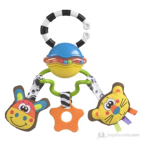 Playgro Safari Müzikli Oyun Barı