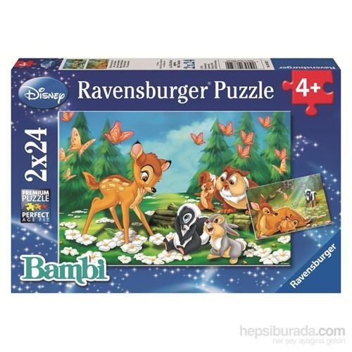 Ravensburger WD Animal Friends - 2x24 Parçalı
