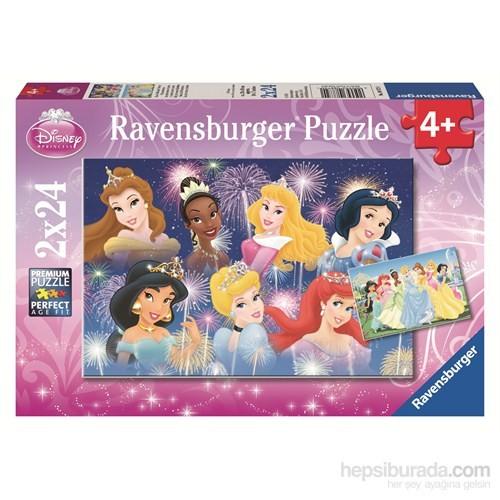 Ravensburger WD Prensesler - 2x24 Parçalı
