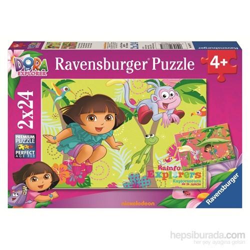 Ravensburger Dora - 2x24 Parçalı