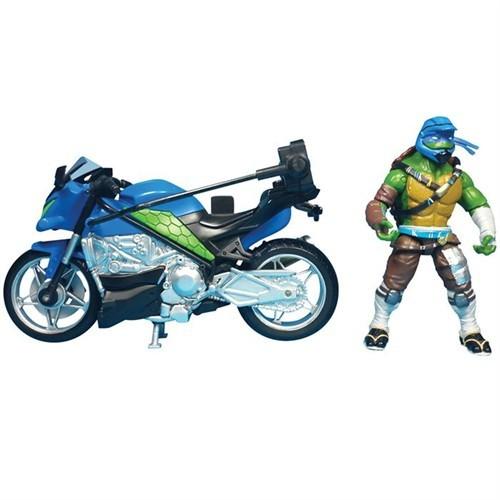 Ninja Kaplumbağalar Leonardo Film Figür Ve Araç Seti