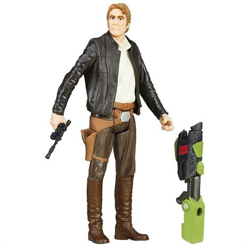 Hasbro Star Wars The Force Awakens Han Solo Figür