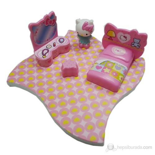 Hello Kitty Evim Güzel Evim Yatak Odası