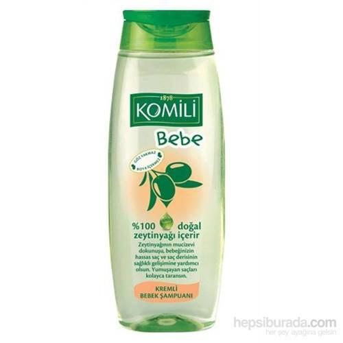 Komili Kremli Bebek Şampuanı 200 Ml