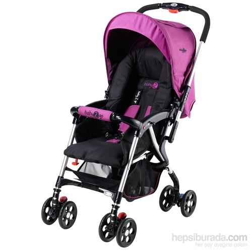 Baby2go 8899 Proton Lüx Bebek Arabası Mor