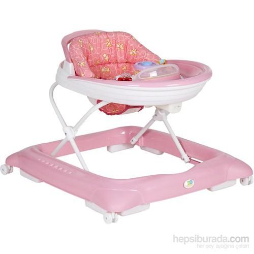 Soo Baby Kayık Yürüteç - Pembe