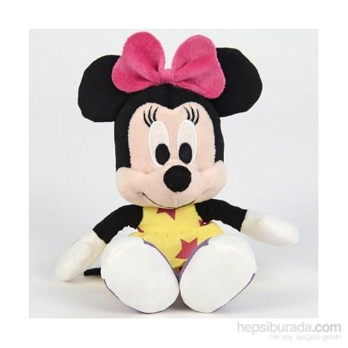 Disney Peluş I Love Minnie İlkbahar - Parti Kızı 20Cm