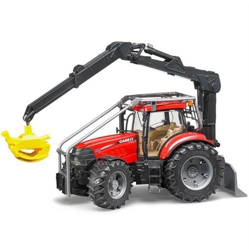 Bruder Case Puma 230 Cvx Tomruk Taşıyan Traktör
