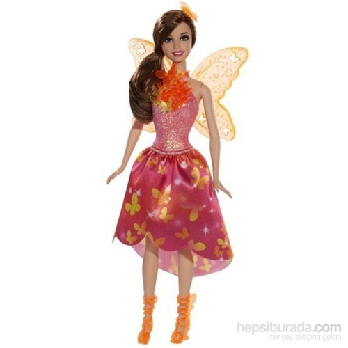 Barbie Sihirli Dünya Perikızı Model 2