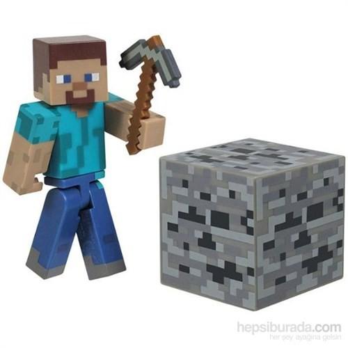 Giochi Preziosi Minecraft Steve Figür Oyuncak 10 Cm