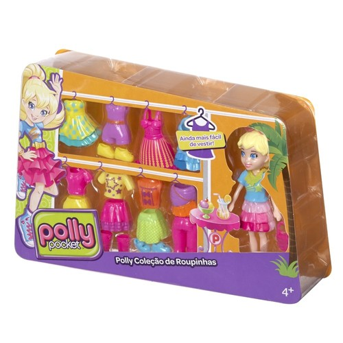 Polly Pocket Pp Polly Moda Seti