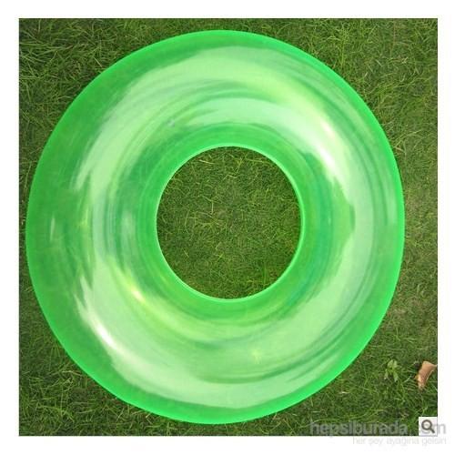 İntex Şeffaf Yeşil Jumbo Simit