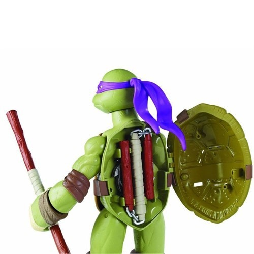 Ninja Kaplumbağalar Açılan Kabuk Donatello