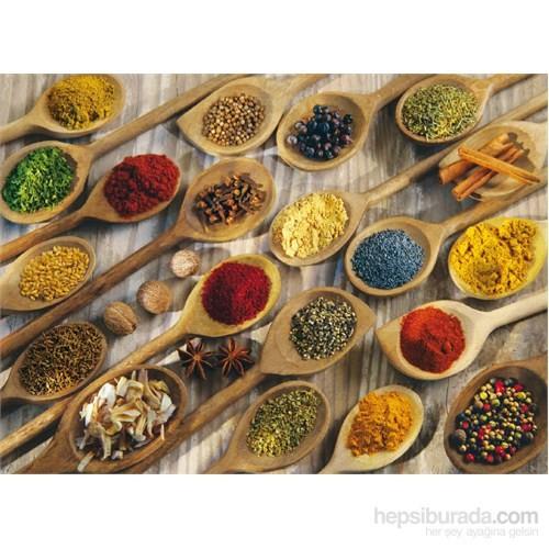 Clementoni 500 Parça Puzzle Spices