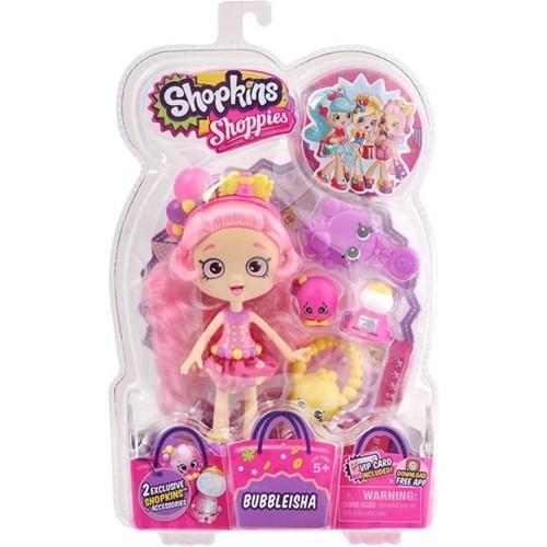 Shopkins Cicibiciler Cici Kız Bubbleisha