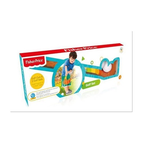 Fisher Price Golf Seti
