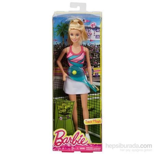 Barbie Kariyer Bebekleri - Tennis Oyuncusu