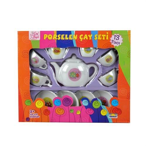 Nani Toys 13 Parça Porselen Çay Seti