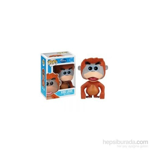 Funko Disney King Louie POP