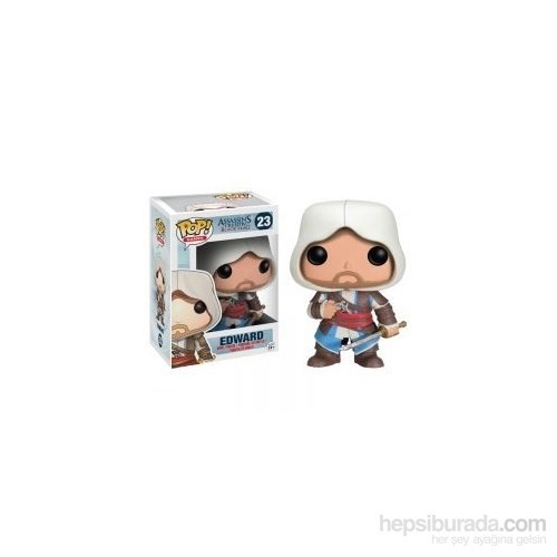 Funko Games Assassin's Creed Edward POP