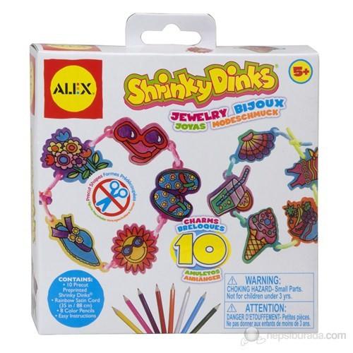 Alex Shrinky Dinks & Mutlu Zamanlar
