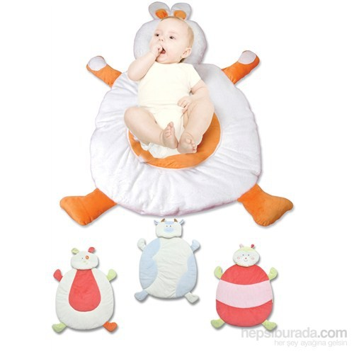 Sevi Bebe Sevimli Alt Açma Minderi