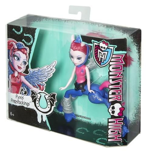 Monster High Fright-Mares Karakterler