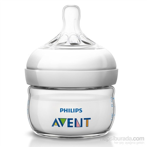 Philips Avent Natural Pp Biberon 60 Ml
