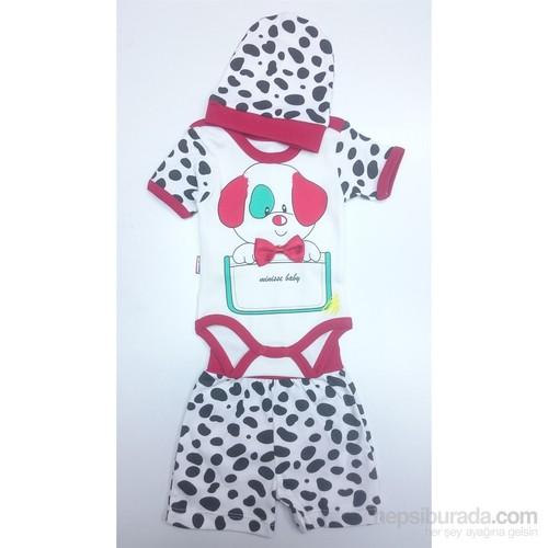 Baby By Bumbo 3'Lü Takım Dalmaçya