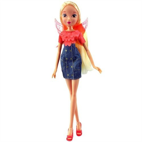 Winx Club Denim Fairy Stella