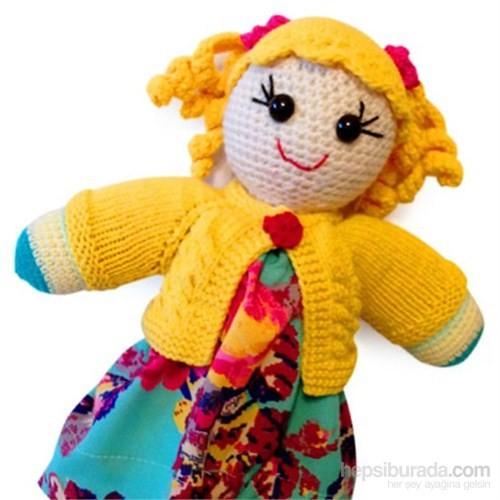 Damla Oyuncak Oyun Arkadaşım Sarı Saçlı Kız Bebek