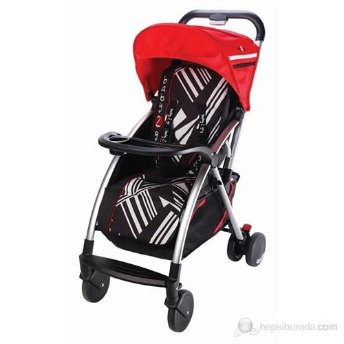 Baby2go 8875 Ranger Puset Bebek Arabası / Kırmızı