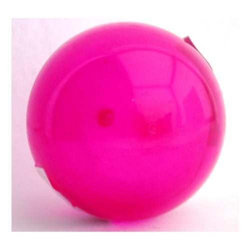 Düz Yüzey Kırmızı Zıplayan Top